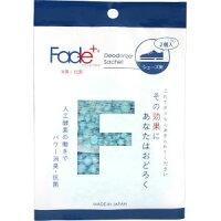【丸榮日産】Fade+(フェードプラス)消臭サシェシューズ用JC2000