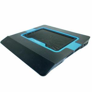 【ノートPC用】ノート用 クーラー 20cm強力ファン USBポート付 USB給電 放熱ファン 冷却ファン ...