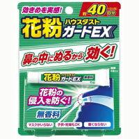 【アース製薬】花粉ガードEX 無香料 6g