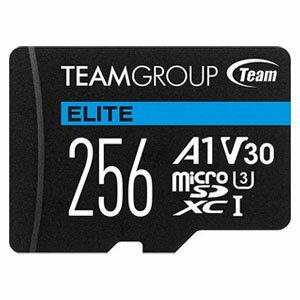 TEAM『ELITE A1カード 256GB』