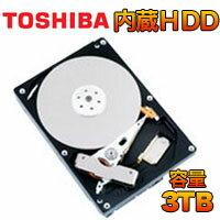 【東芝(TOSHIBA)】内蔵3.5HDD3TB DT01ACA300 S-ATA 7200rpm