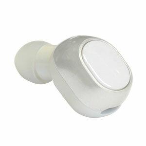 【パイナップル】Bluetooth ワイヤレスヘッドセット ホワイト