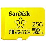 【サンディスク SanDisk 海外パッケージ】マイクロSDXC 256GB SDSQXAO-256G-GNCZN UHS-I class10 microsd Nintendo Switch