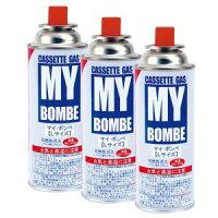 【ニチネン】カセットコンロ用ボンベマイボンベL250gx3本