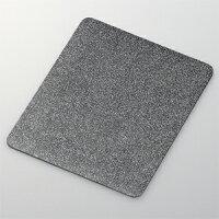 【エレコム(ELECOM)】スタンダードマウスパッドMP-113BK(ブラック)