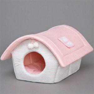 【アイリスオーヤマ】にゃんこハウス P-NHS590 ピンク