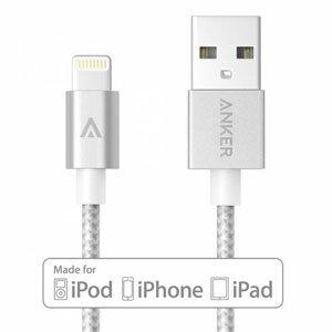 【Anker アンカー】Apple認証 (Made for iPhone取得) 第2世代 高耐久ナイロン ライトニングUSBケーブル (0.9m)