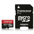 【トランセンド(Transcend)】【microSDHC32GB】TS32GUSDU1【Class10】【UHS-1】【アダプタ付】【メール便対象商品】