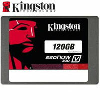送料無料!!【Kingston(キングストン)】SSD 120GB 2.5インチ SATA SV300S37A/120G【smtb-u】