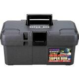 【リングスター RING STAR】スーパーBOX グレー 400×225×203mm SR-400