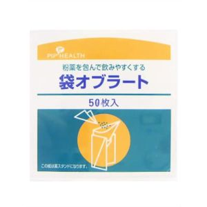 【瀧川オブラート】オブラート 袋 50P H024