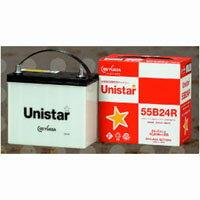 【ジーエス・ユアサ(GS YUASA)】カーバッテリー Unistar UN-40B19L