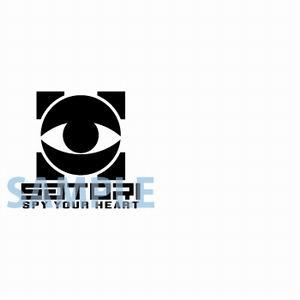 【Ark of East】SATORI - SPY YOUR HEART 黒画像