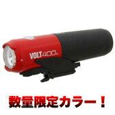 【キャットアイ CATEYE】VOLT400 充電式ライト レッド HL-EL461RC 限定カラー