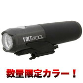【キャットアイ CATEYE】VOLT400 充電式ライト ガンメタ HL-EL461RC 限定カラー