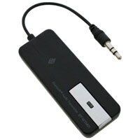 【プラネックス(PLANEX)】Bluetooth2.1+EDR対応 ワイヤレスオーディオトランスミッタ BT-WTM01