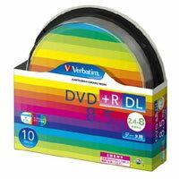 DTR85HP10SV1 DVD+R DL 8.5GB 8倍速10枚