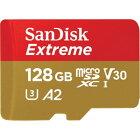 【サンディスクSanDisk海外パッケージ】【microSDXC128GB】SDSQXA1-128G-GN6M【UHS-IU3】【class10】