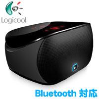 【ロジクール(Logicool)】ポータブルスピーカー Bluetooth対応 Mini Boombox TS500BK(ブラック)