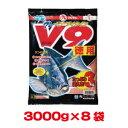 【マルキュー】マルキュー グレパワーV9 徳用 3000g×8袋 1ケース メジナ グレ