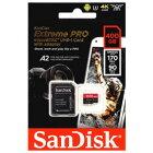 【サンディスクSanDisk海外パッケージ】【microSDXC400GB】【UHS-I】【class10】SDSQXCZ-400G-GN6MA