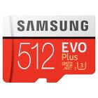 【サムスンSAMSUNG】【microSDXC512GB】MB-MC512GAEVO+シリーズ【UHS-IU3】