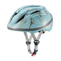 【オージーケーカブトOGKKabuto】Starryスターリー自転車ヘルメット子供用フレンチミントサイズ:54〜56cm