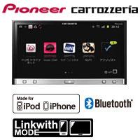 【パイオニア(Pioneer)】アプリユニット7VワイドDVD/CDメインユニットSPH-DA05