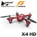 【ジーフォース G-FORCE ドローン】Hubsan X4 HD (ワインレッド) H107C-1 ドローン【ジーフォース正規純正品】重量200g未満