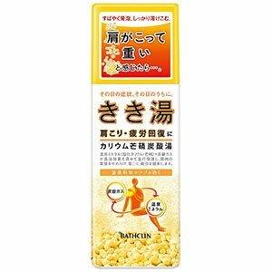 きき湯カリウム芒硝炭酸湯 / 360g