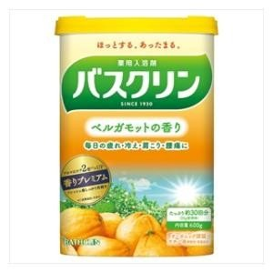 バスクリン ベルガモットの香り / 本体 / 600g / ベルガモットの香り