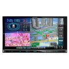 【ケンウッドKENWOOD】HDパネル搭載/ハイレゾ音源対応彩速ナビMDV-M906HD