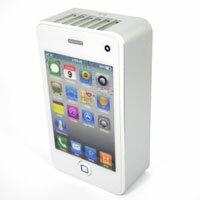 ハンディクーラー iPhone ホワイト