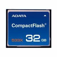 【A-DATA】【CF 32GB】ACF32G533X-R【533倍速】