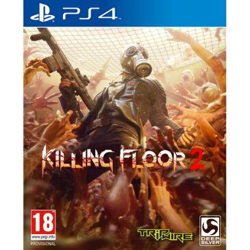 【送料無料・日本語対応】Killing Floor 2 PS4 輸入版 ゲームソフト