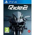 【送料無料】Ride2-ライド2PS4輸入版