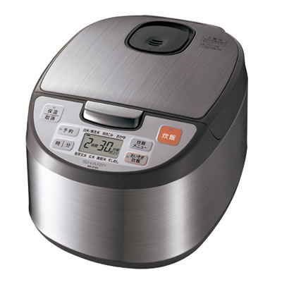 Sharp rice cooker manual