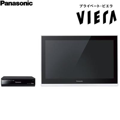 代引手数料無料・送料無料パナソニック 15V型 防水タイプ ポータブルテレビ 500GB HDDレコーダ...