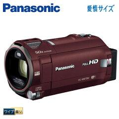 代引き手数料無料・送料無料・延長保証申込可パナソニック デジタルビデオカメラ 64GB ワイプ録...