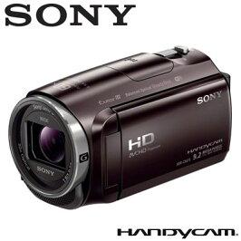 ソニービデオカメラハンディカム32GBHDR-CX670-Tボルドーブラウン
