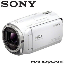 ソニービデオカメラハンディカム32GBHDR-CX670-Wホワイト