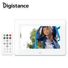 【即納】ゾックス 7インチ デジタルフォトフレーム デジスタンス DS-DA720WH ホワイト 【送料無料】