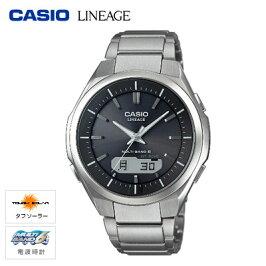 カシオ腕時計LINEAGELCW-M500TD-1AJFメンズ2016年2月発売モデル