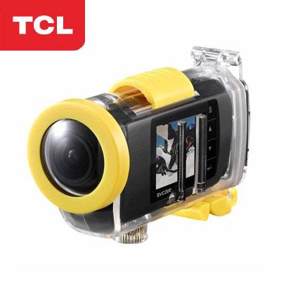 FULLHDデジタルムービーカメラ 防水 TCL SVC200 ジョワイユ 【送料無料】【KK9N0D18P】