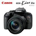 【即納】CANON デジタル一眼レフカメラ EOS Kiss X9i EF-S18-135 IS USM レンズキット 1893C002 EOSKISSX9I-18135IS 【送料無料】【KK9N0D18P】