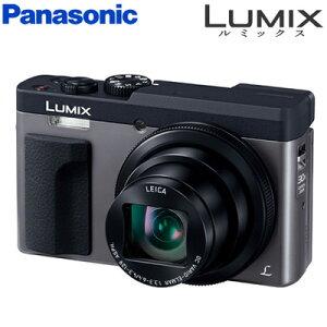 パナソニック コンパクトデジタルカメラ ルミックス TZ90 シルバー DC-TZ90-S 光学30倍ズーム LUMIX【送料無料】【KK9N0D18P】