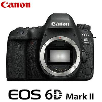 デジタルカメラ, デジタル一眼レフカメラ  EOS 6D Mark II EOS6DMK2 CANONKK9N0D18P