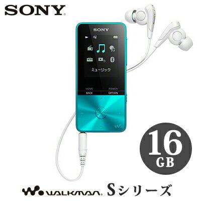 ポータブルオーディオプレーヤー, デジタルオーディオプレーヤー  16GB S NW-S310 NW-S315-L KK9N0D18P