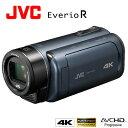 JVC デジタルビデオカメラ 4Kメモリームービー エブリオR GZ-RY980-A ディープオーシャンブルー 防水 防塵 耐衝撃 耐低温【送料無料】【KK9N0D18P】