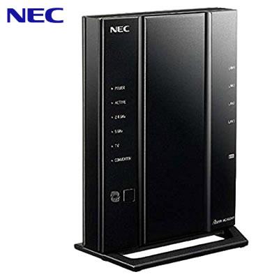 NEC 11ac対応 1733Mbps + 800Mbps 無線LANルーター Wi-Fiルーター Aterm WG2600HP3 PA-WG2600HP3【送料無料】【KK9N0D18P】